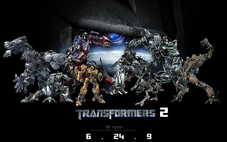 Transformers 2 [DvdRip] [Audio Latino] [FLS] - Descargar Gratis